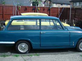 triumph 1360    1967