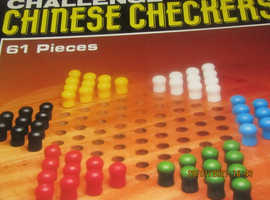 Challenge Chinese Checkers - 61 pieces