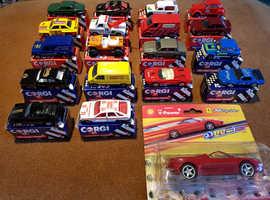 Corgi Die-cast model cars