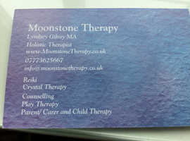 Counselling, Play Therapy, Reiki and Crystal Therapy Services
