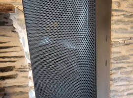 2 X QSC K8 active PA speakers for sale, mint, with 2 X QSC K8 tote bags, PA, live sound