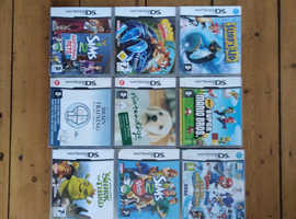 Nintendo DS 22 Games
