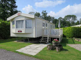 Static Caravan For Holiday Hire Near Thirsk North Yorkshire