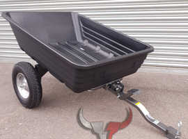 EQUESTRIAN TRAILER | MUCKING OUT ATV TRAILER | QUAD TRAILER | BUILDERS BARROW **FREE 24 HOUR DELIVERY**