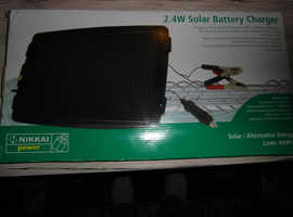 Solar Charging Panel - New Boxed