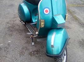 Vespa 1986 198cc