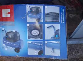 Einhell BT-AC 200/24 Oil Free Air Compressor 24 Litre 240 Volt