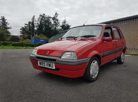 Rover metro 1995 auto mini metro 1.4