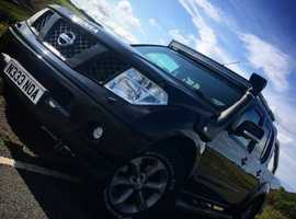 Nissan Navara D40 - Excellent 4x4 & Off-Roading - Lots of Extras