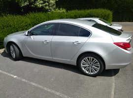 Vauxhall Insignia, 2011 (61) Silver Hatchback, Manual Diesel, 86,400 miles