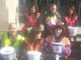 Earn Up To £200 Per Day cash in hand Bucket Fundraising Positions