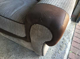 Sofa free to good home very lonely