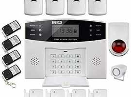 Burglar Alarms, CCTV And Security Systems In Harrow