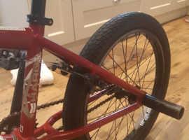 bmx stunt bike haro
