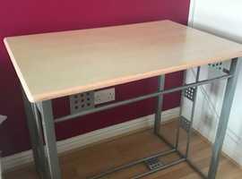 Desk, table, craftbench or workbench
