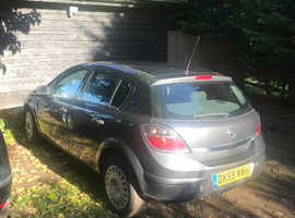 Vauxhall Astra, 2009 (59) Grey Hatchback, Manual Petrol, 100,000 miles