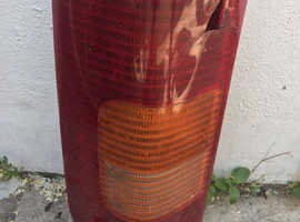 Volkswagen Lt Rear Light Left