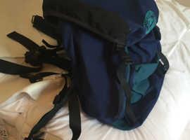Cape Union Mart Backpacker padded steel frame rucksack