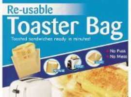 Toaster Bags x 2