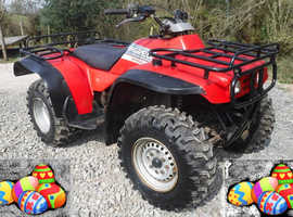 HONDA TRX300 BIG RED TIME WARP CONDITION NEW TYRES SEE VI CAN DELIVER