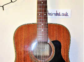 TANGLEWOOD model TW28 ASM (mahogany) Quality Strings and Set-Up
