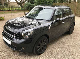 2014 MINI Countryman 2.0 Cooper SD 5dr