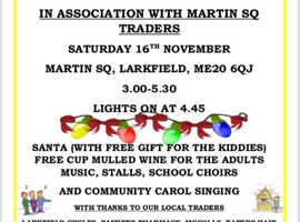 Light up Larkfield for Christmas