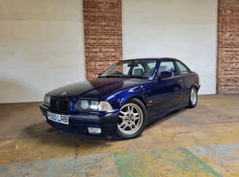 BMW E36 COUPE MANUAL 323i 1998
