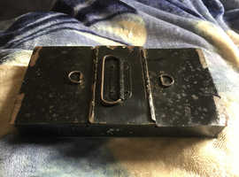 Vintage petty cash box PRICE REDUCED