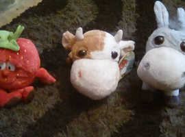 Collection of Soft Toys for Sale