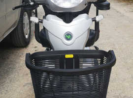FABULOUS 2017 QUINGO VITESS2, CLASS 3  4-8MPH MOBILITY SCOOTER ONLY 173 MILES £1895