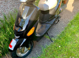 Brand new moped for sale