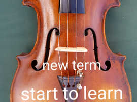 Violin tuition