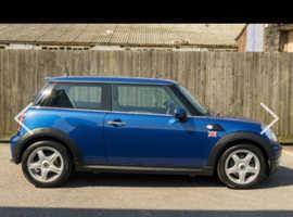 Mini MINI, 2008 (58) Blue Hatchback, Automatic Petrol, 25,000 miles