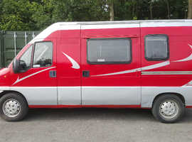FIAT DUCATO MAXI CAMPERVAN/MOTORHOME FOR SALE
