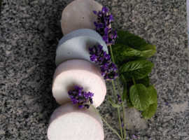 Naturally antiseptic soap