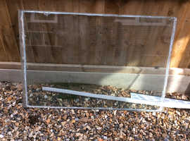 Wired security glass