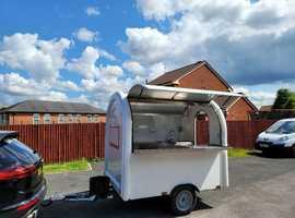 catering trailer food truck caravan food van 230cm