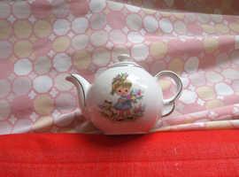 Toy china teaset.