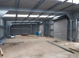 New industrial  unit to let