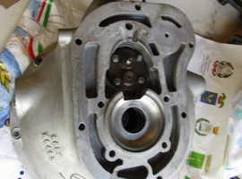 Gearbox bell housing for Ferrari 250 s1