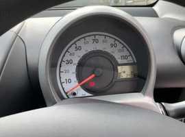 Peugeot 107, 2013 (13) Silver Hatchback, Manual Petrol, 34,030 miles