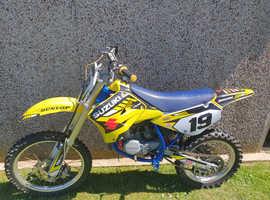 Suzuki rm 85 2007 big wheel