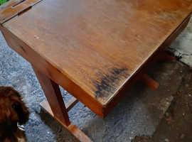 Original 60 school desk