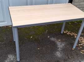 Desk / Table & Ergonomic Chair, will separate