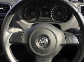 Volkswagen Polo, 2012 (62) Silver Hatchback, Manual Diesel, 112,000 miles