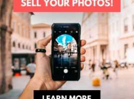 Earn money from taking picture from your phone great side hustle