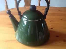 Le Creuset Gas kettle.