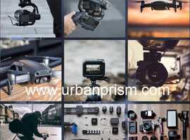 Videographer with gear/drone - Real Estate / Commecial /Social Media/