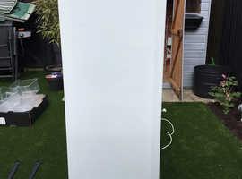 Tall larder fridge 1.4m high good condition